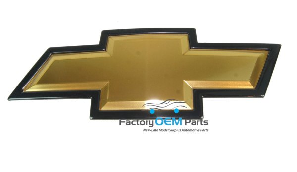 Genuine Chevrolet Chevy Bowtie Emblem HD Silverado 2500
