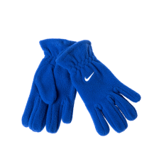 NIKE - Παδικά γάντια NIKE μπλε