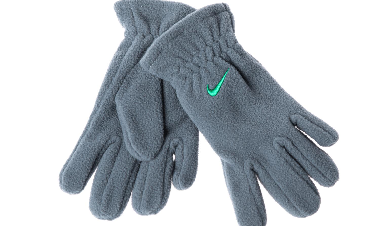NIKE - Παδικά γάντια NIKE γκρι