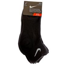 NIKE - Παιδικό σετ κάλτσες Nike μαύρες