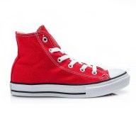 756cf985662 CONVERSE - Παιδικά μποτάκια Chuck Taylor κόκκινα