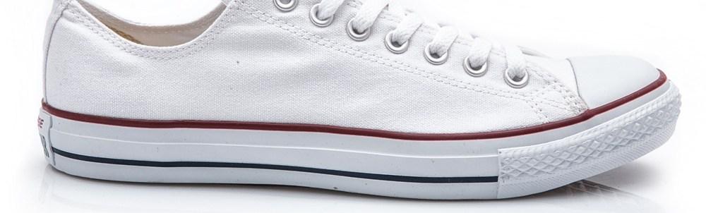 CONVERSE - Unisex παπούτσια Chuck Taylor λευκα