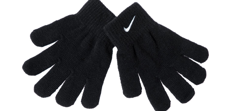 NIKE - Γάντια NIKE μαύρα