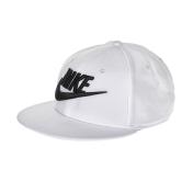 NIKE - Καπέλο αθλητικό NΙKΕ TRUE FUTURA CAP λευκό