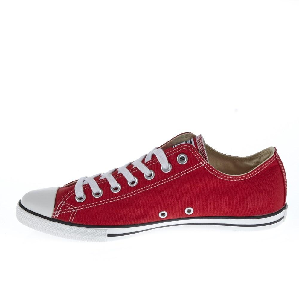 CONVERSE - Αθλητικά παπούτσια Chuck Taylor All Star κόκκινα