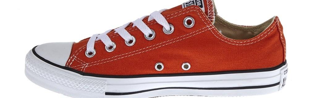CONVERSE - Αθλητικά παπούτσια Chuck Taylor All Star πορτοκαλί