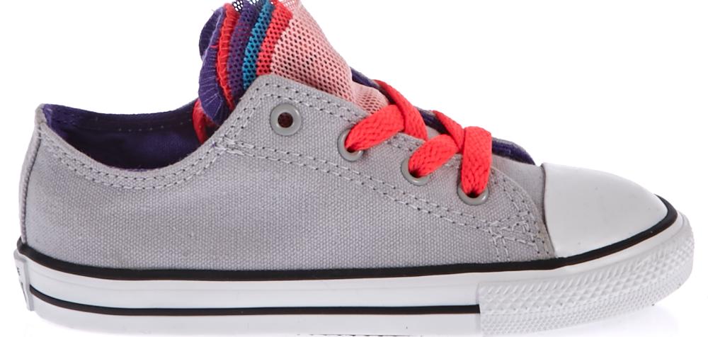 CONVERSE - Παιδικό παπούτσι Converse γκρι