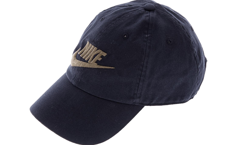 NIKE - Καπέλο jockey NIKE FUTURA WASHED μαύρο