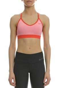 NIKE - Γυναικείο αθλητικό μουστάκι Nike RRO INDY BRA ροζ