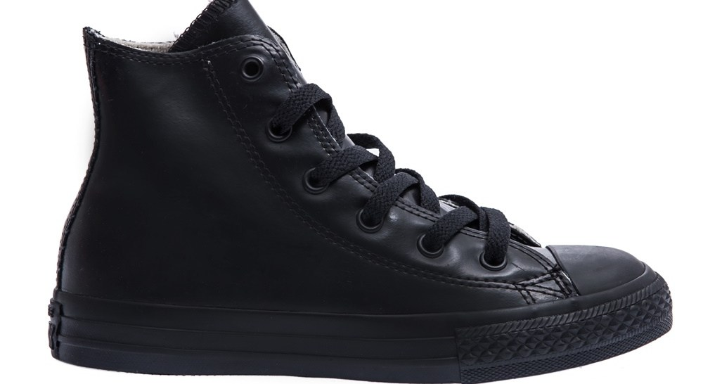 CONVERSE - Παιδικά παπούτσια Chuck Taylor μαύρα
