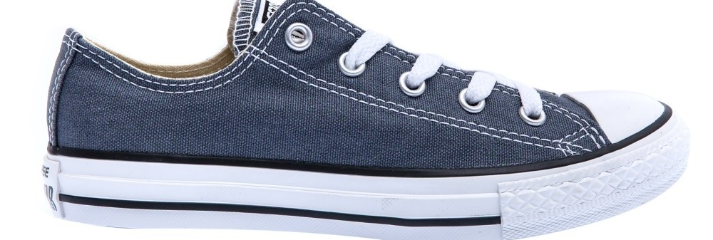 CONVERSE - Παιδικά παπούτσια Chuck Taylor ανθρακί