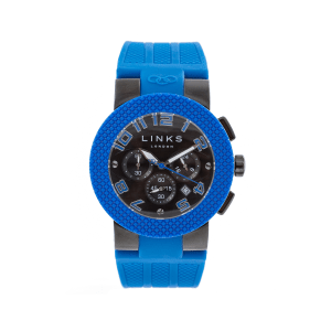 LINKS OF LONDON - Unisex ρολόι SPORT EXCESS LINKS OF LONDON μαύρο-μπλε