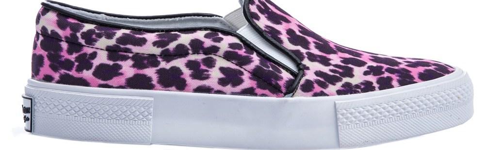 JUICY COUTURE - Γυναικεία παπούτσια Juicy Couture ροζ-μαύρα