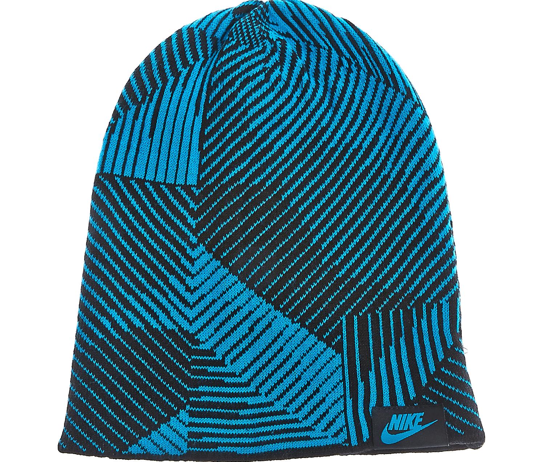 NIKE - Παιδικός σκούφος Nike μπλε