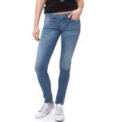 Guess GUESS - Γυνακείο τζιν παντελόνι SKINNY LOW LIGHT WEAVE DENIM Guess μπλε 2018