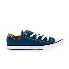 CONVERSE - Παιδικά παπούτσια Chuck Taylor All Star Ox μπλε-πράσινα