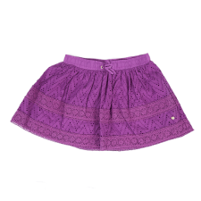 JUICY COUTURE KIDS - Παιδική φούστα Juicy Couture μωβ