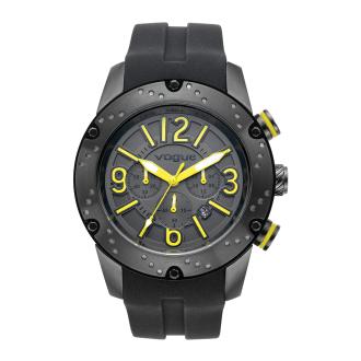 VOGUE - Γυναικείο ρολόι VOGUE μαύρο
