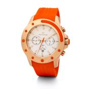 FOLLI FOLLIE - Γυναικείο ρολόι Folli Follie πορτοκαλί