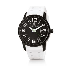 FOLLI FOLLIE - Γυναικείο ρολόι Folli Follie άσπρο
