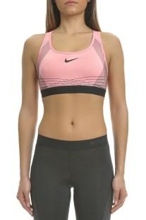 NIKE - Γυναικείο αθλητικό μπουστάκι Nike PRO HYPR CLSSC ροζ - μαύρο