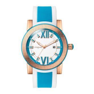 VOGUE - Γυναικείο ρολόι VOGUE τυρκουάζ
