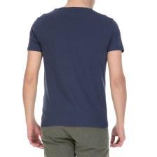 GAS - Ανδρική κοντομάνικη μπλούζα GAS μπλε