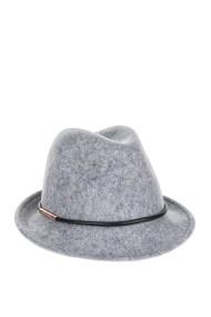 TED BAKER - Γυναικείο καπέλο TED BAKER γκρι