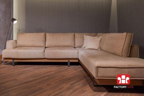 Γωνιακό Σαλόνι SIMI • Διάσταση 3.00m X 2.50m • Με αδιάβροχο ύφασμα