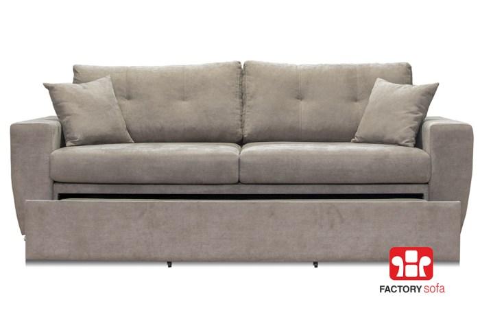 Καναπές Κρεβάτι Sitia με συρόμενο μηχανισμό