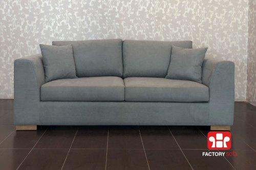 Καναπές Κρεβάτι Antiparos QM 2,15m x 1,00m με αναδιπλούμενο μηχανισμό