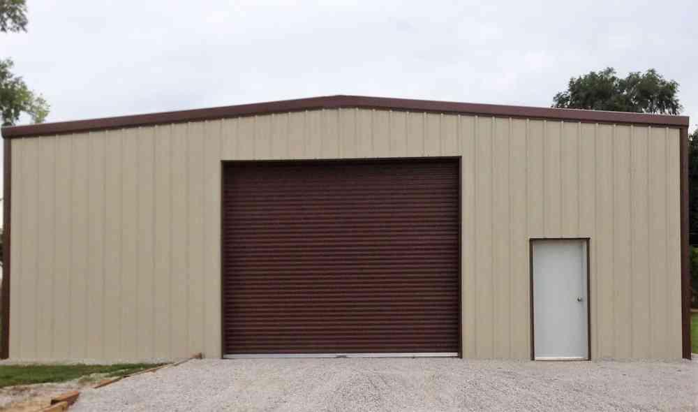 medium resolution of 40x40x14 steel building special