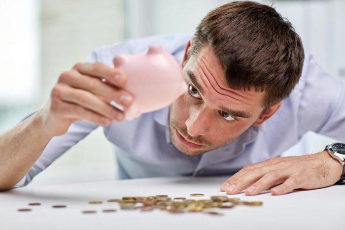 Что делать если не хватает денег