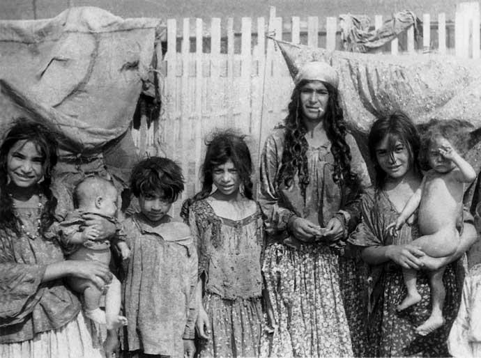 Борьба с цыганами в СССР