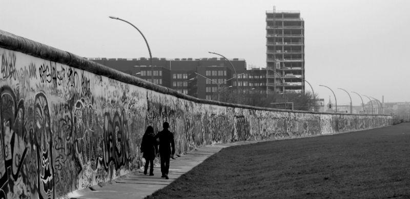 Resultado de imagen de berlin wall