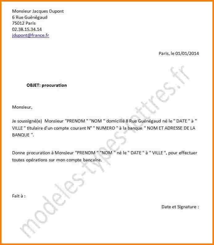 image lettre de resiliation mandat simple lettre de presentation