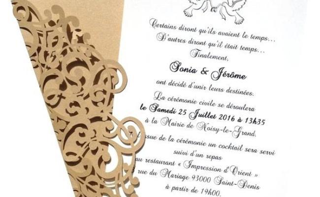 mariage gratuite modele de lettre type