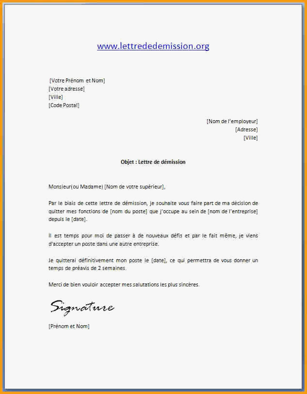 avis lettre resiliation agence immobiliere lettre type