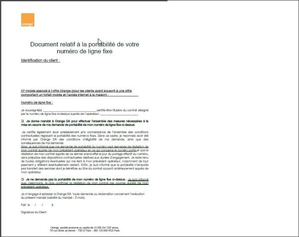 image modele de lettre de resiliation telephone mobile modele cv