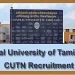 CUTN Recruitment 2019