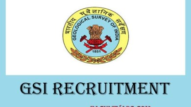 GSI Recruitment 2019