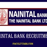 Nainital Bank Limited Recruitment 2019