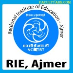 RIE Ajmer Recruitment 2019