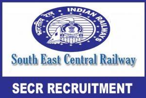 SECR Recruitment 2019 - South Eastern Central Railway