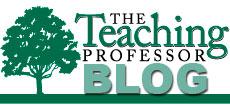 Teaching Professor Blog