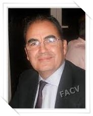 Presidente FACV Francisco Cuevas