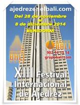 FESTIVAL AJEDREZ BALI 2014