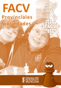 torneo ajedrez provinciales edades