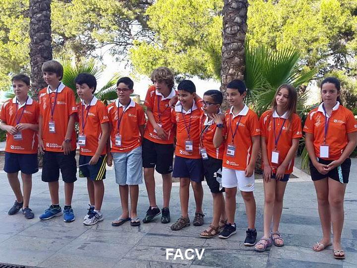 sub-12 comunidad valenciana