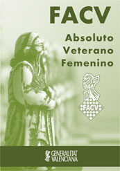torneo ajedrez absoluto femenino veterano comunidad valenciana